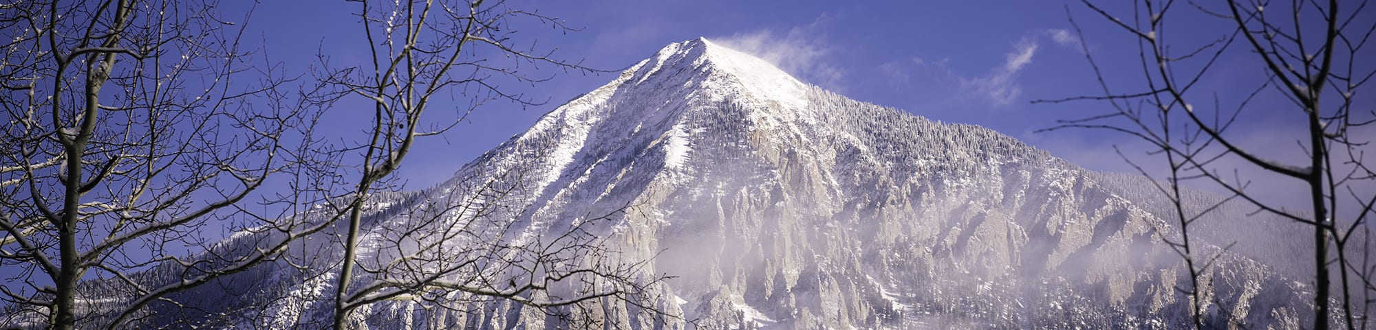 Mt. Crested Butte Colorado
