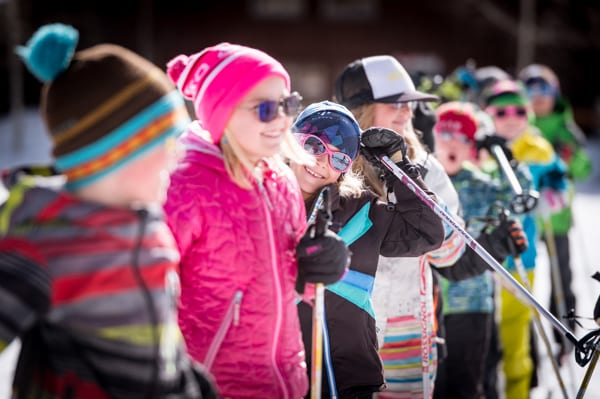 Kids Nordic Ski in Crested Butte