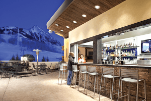 Mountain Bar at Crested Butte Resort