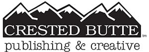 Crested Butte Publishing and Creative Logo