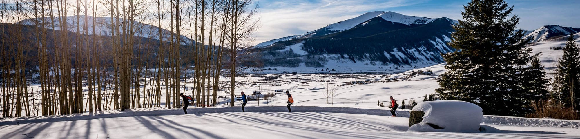 Nordic Skiing in the Crested Butte Valley