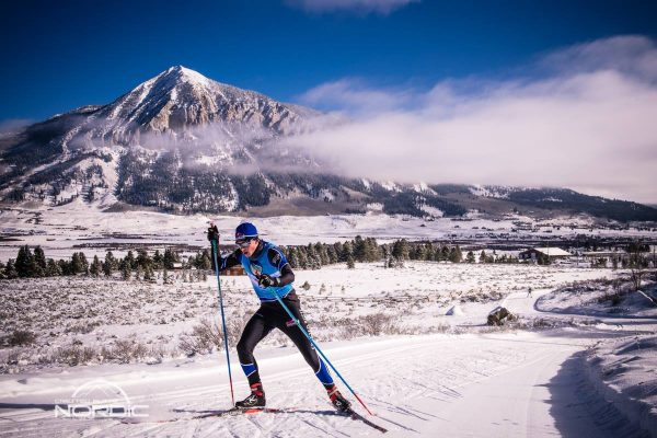 Nordic Racer at Crested Butte Nordic Center