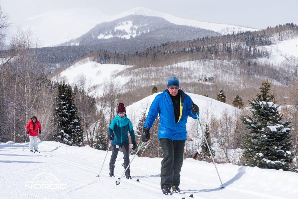 Nordic Ski Tour in Crested Butte
