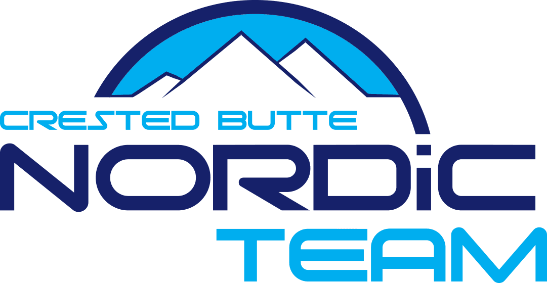 Crested Butte Nordic Team Logo