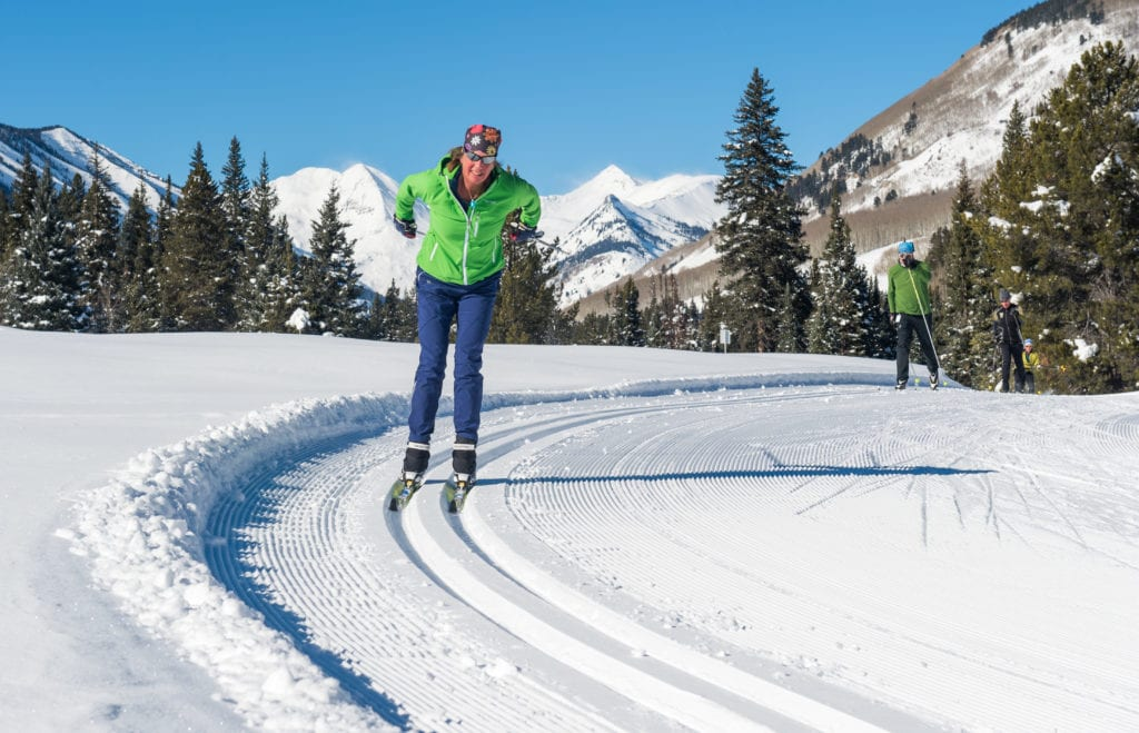 Classic Nordic Skiing in Crested Butte