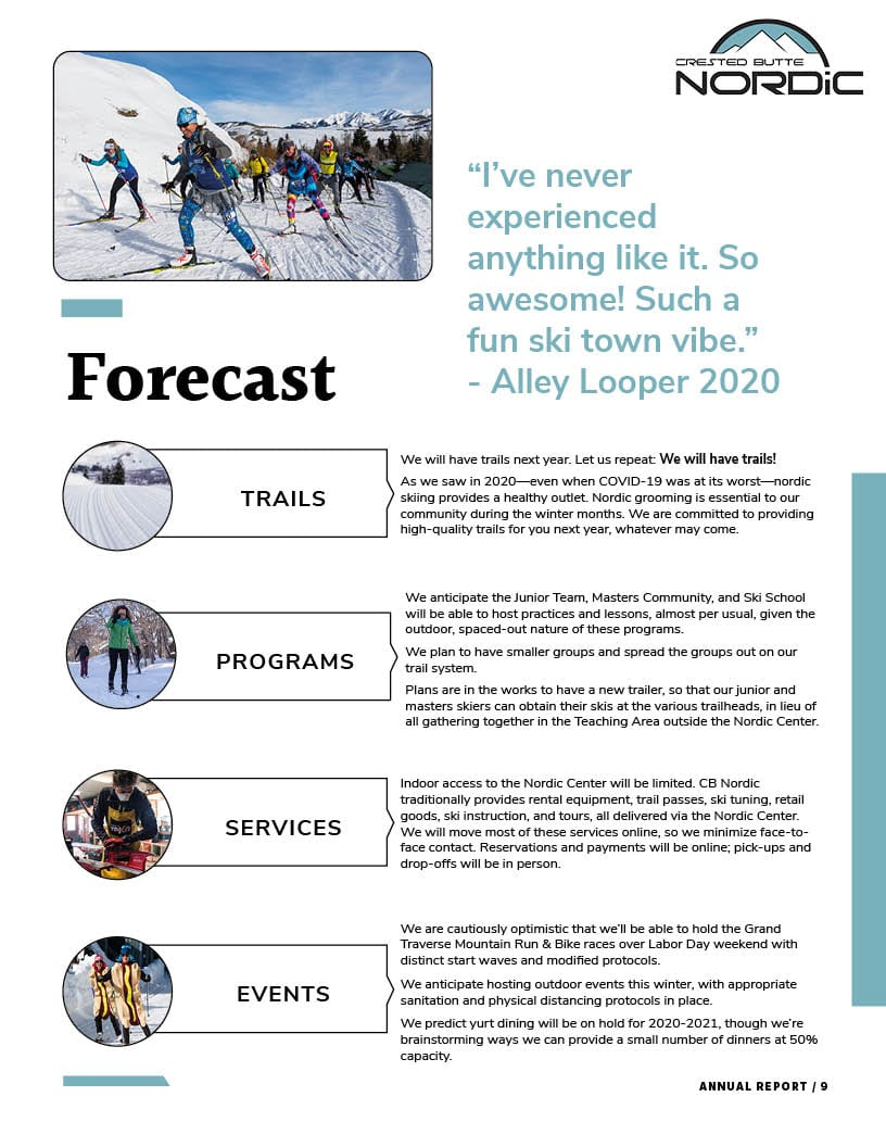 Annual Report 2020 page 9