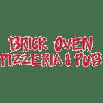 Brick Oven color logo
