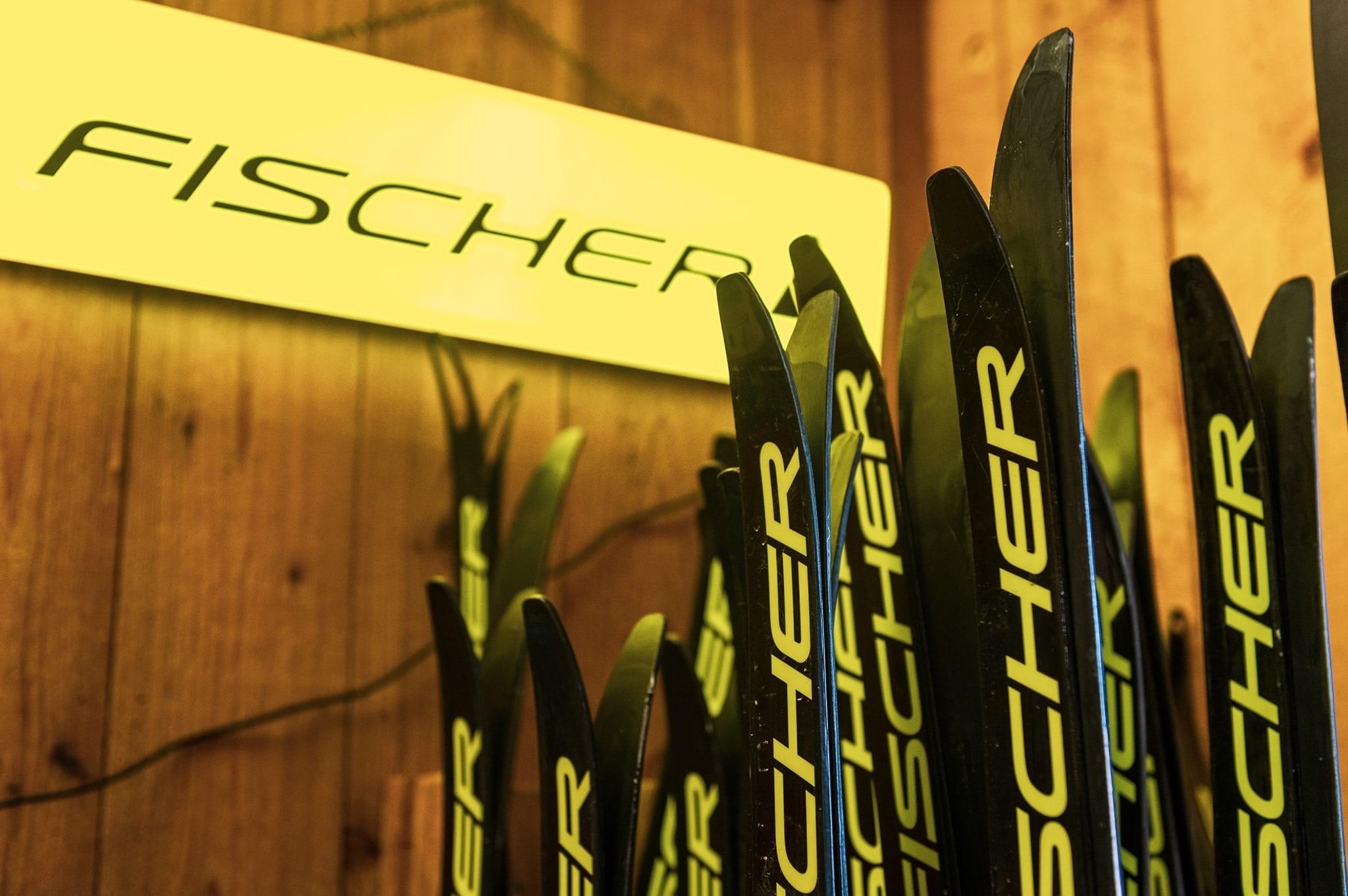 Fischer Rental Skis