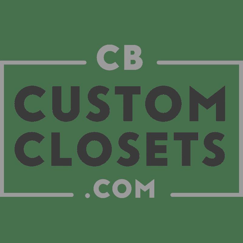 CB Custom Closets logo