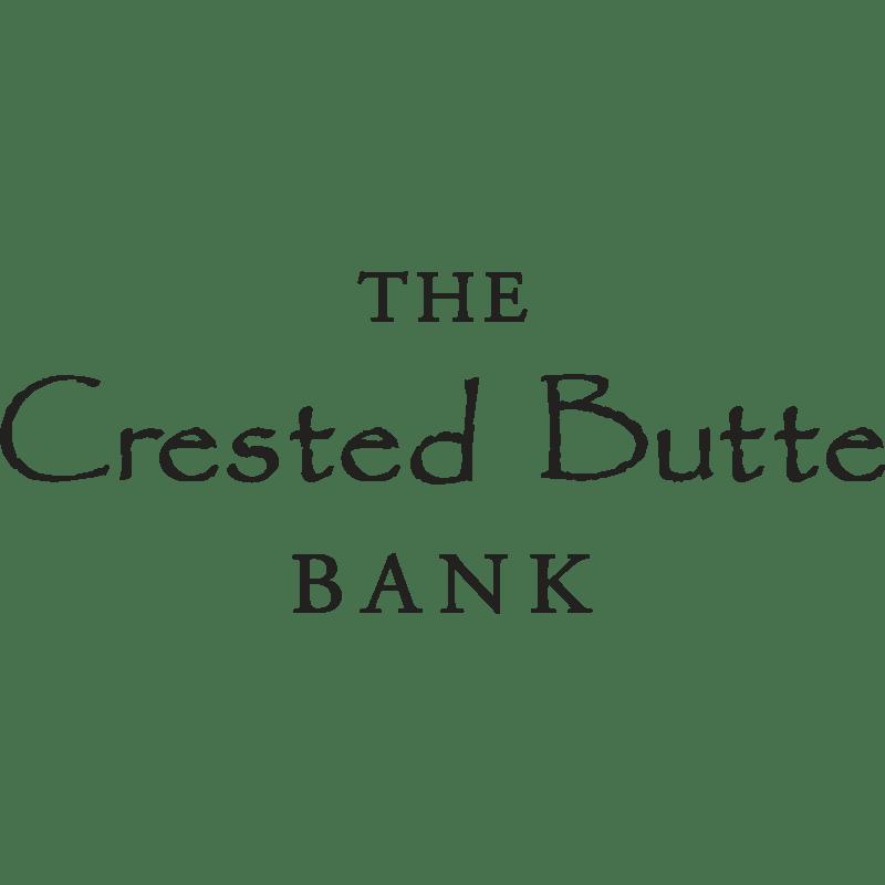 Crested Butte Bank logo