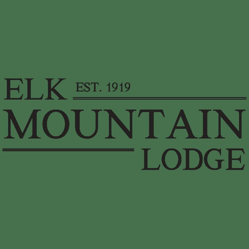 Elk Mountain Lodge logo