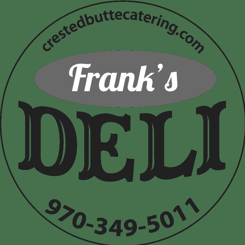 Franks Deli logo