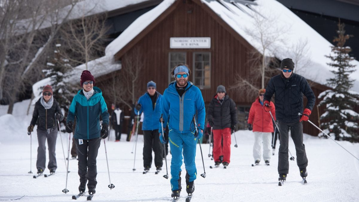 Learn to Ski Free lesson at Crested Butte Nordic