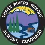 Three Rivers Resort color logo